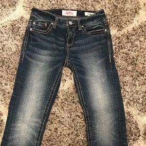 Daytrip girls size 12 skinny jeans